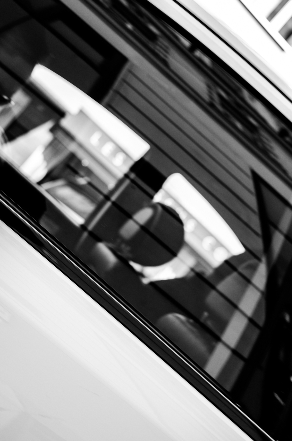 Project 365: #177 - Urban reflections