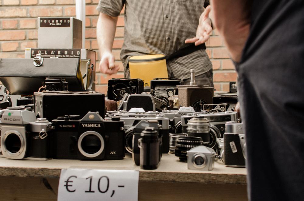 Project 365: #179 - Flea market