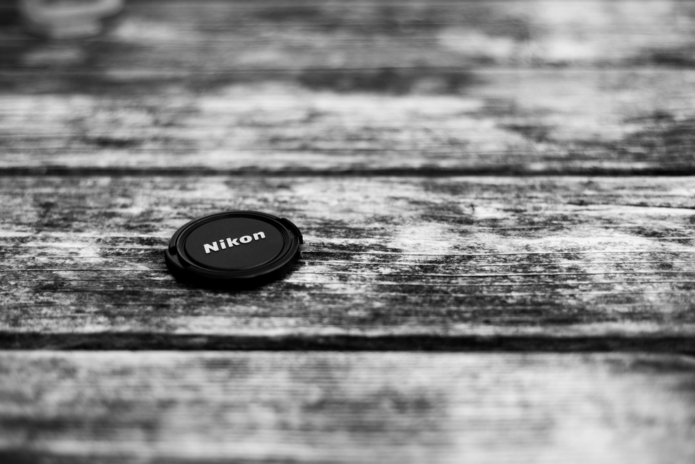 Project 365: #215 - Old fashioned Nikon