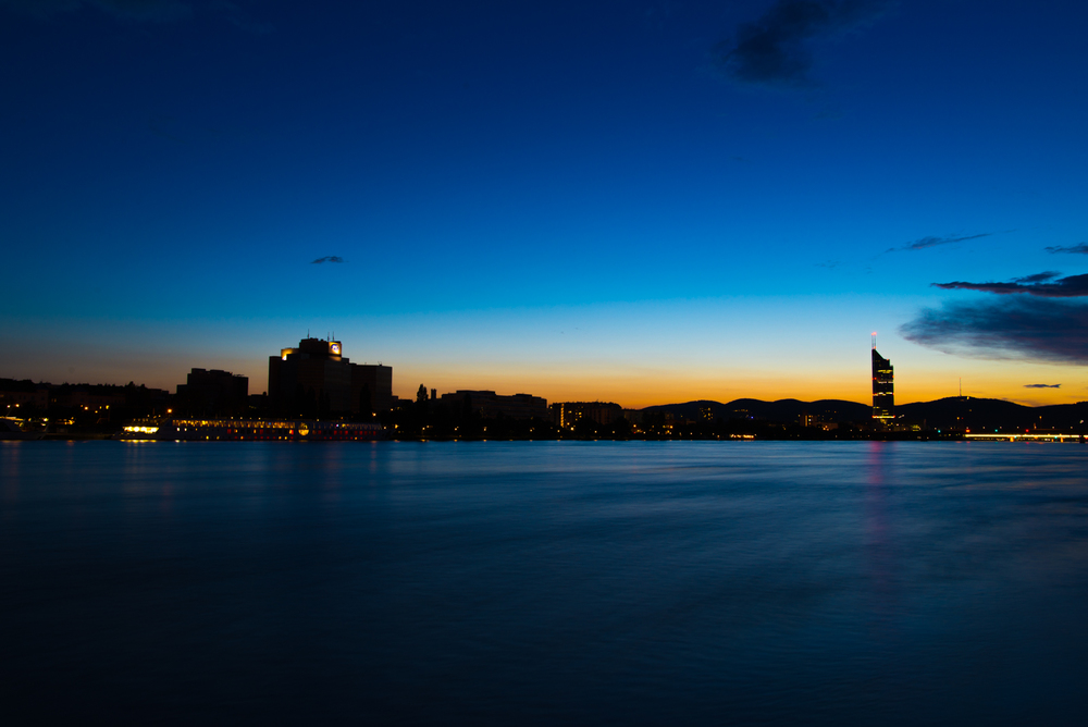 Project 365: #216 - Viennese Sunset