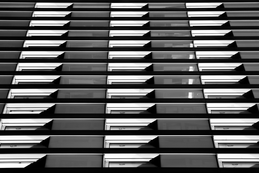 Project 365: #240 - Cubicles