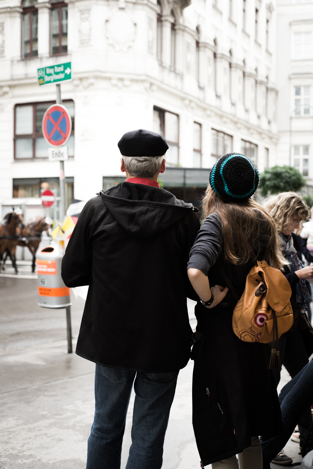 Project 365: #242 - Tourists