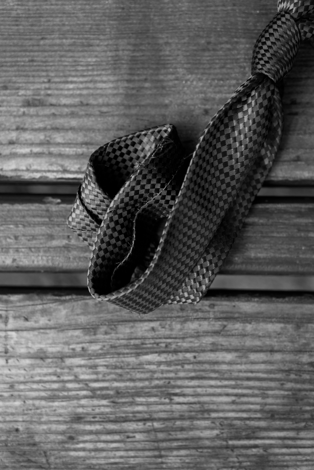 Project 365: #252 - Abandoned tie