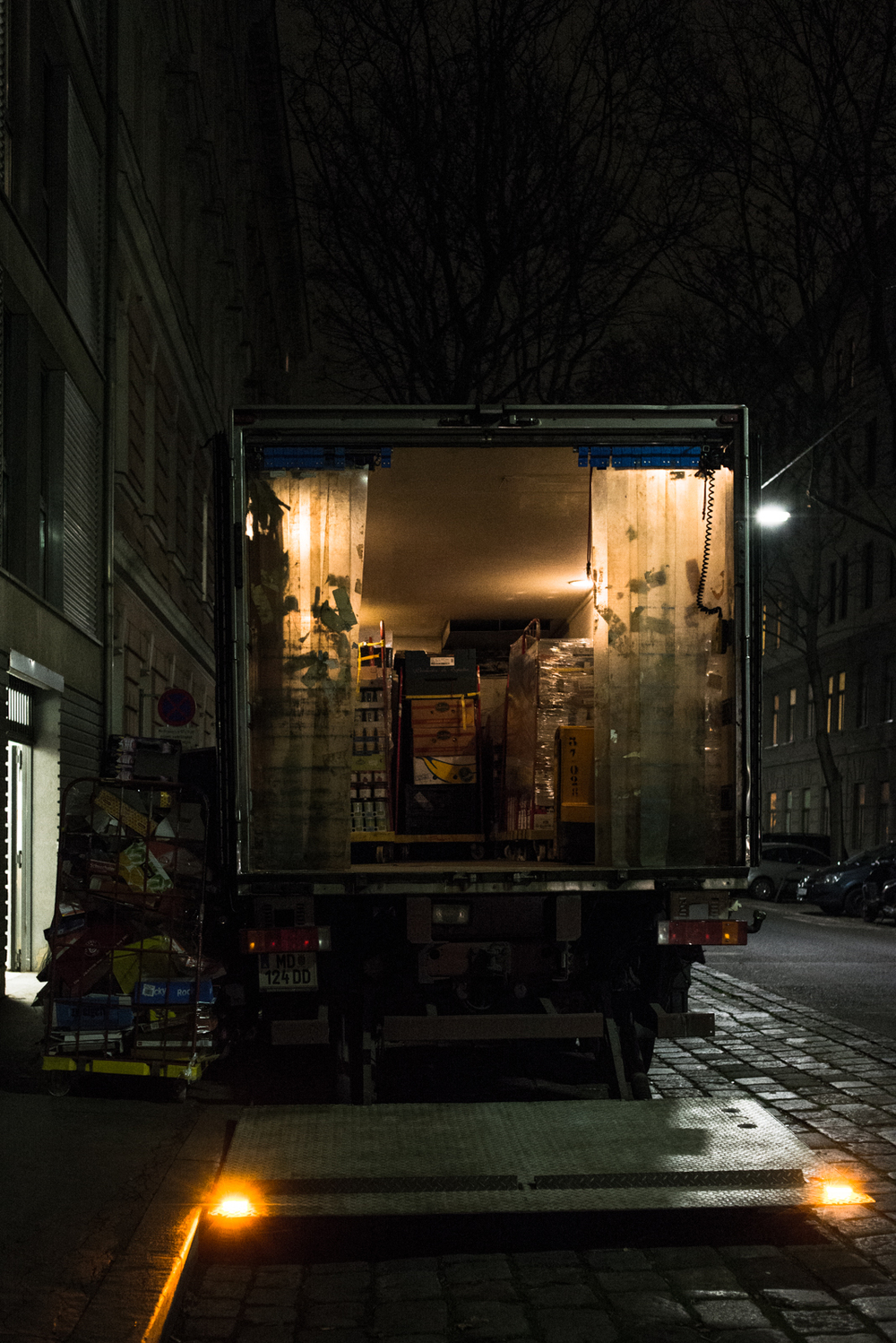 Project 365: #324 - Late night delivery
