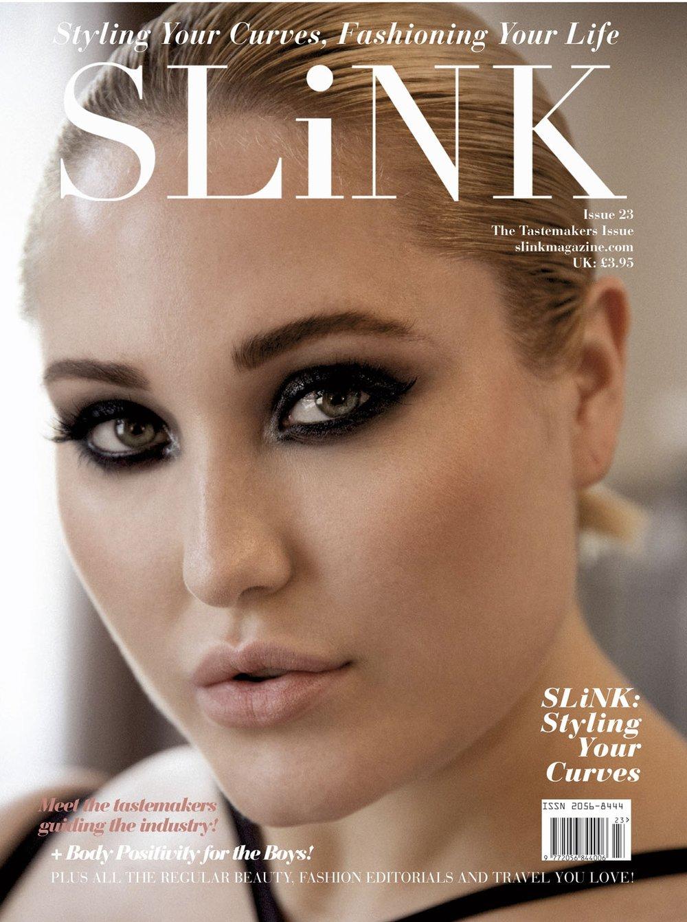 Hayley Hasselhof - Slink Lingerie