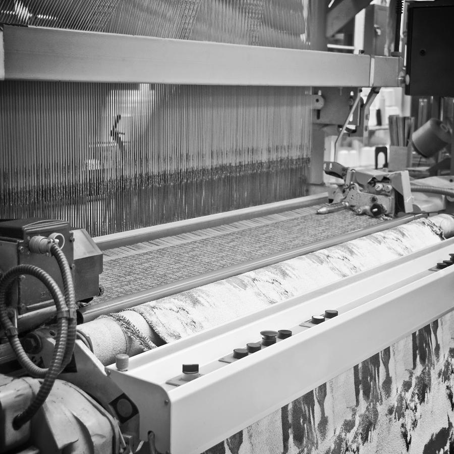 Weaving Fiber