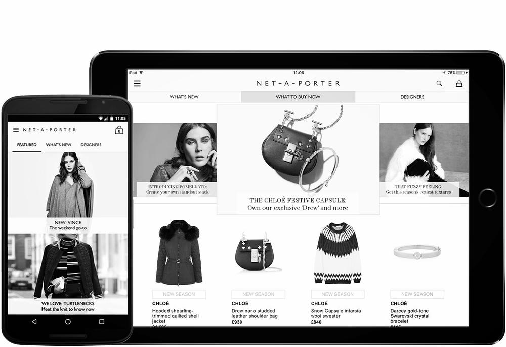 Ecommerce Web & Mobile