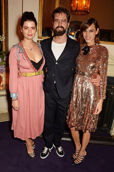 Tatler Magazine, Gucci Cruise 2017 After Party