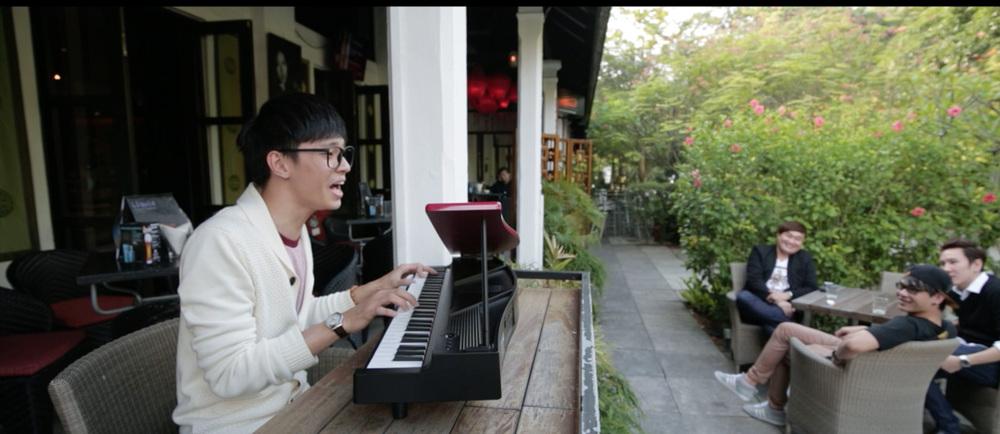 无情雨 Music Video