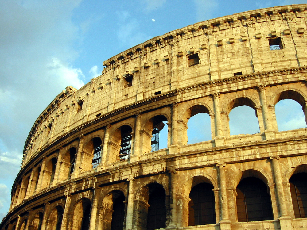 Trace amounts of THC were found in the air around iconic places like The Coliseum.