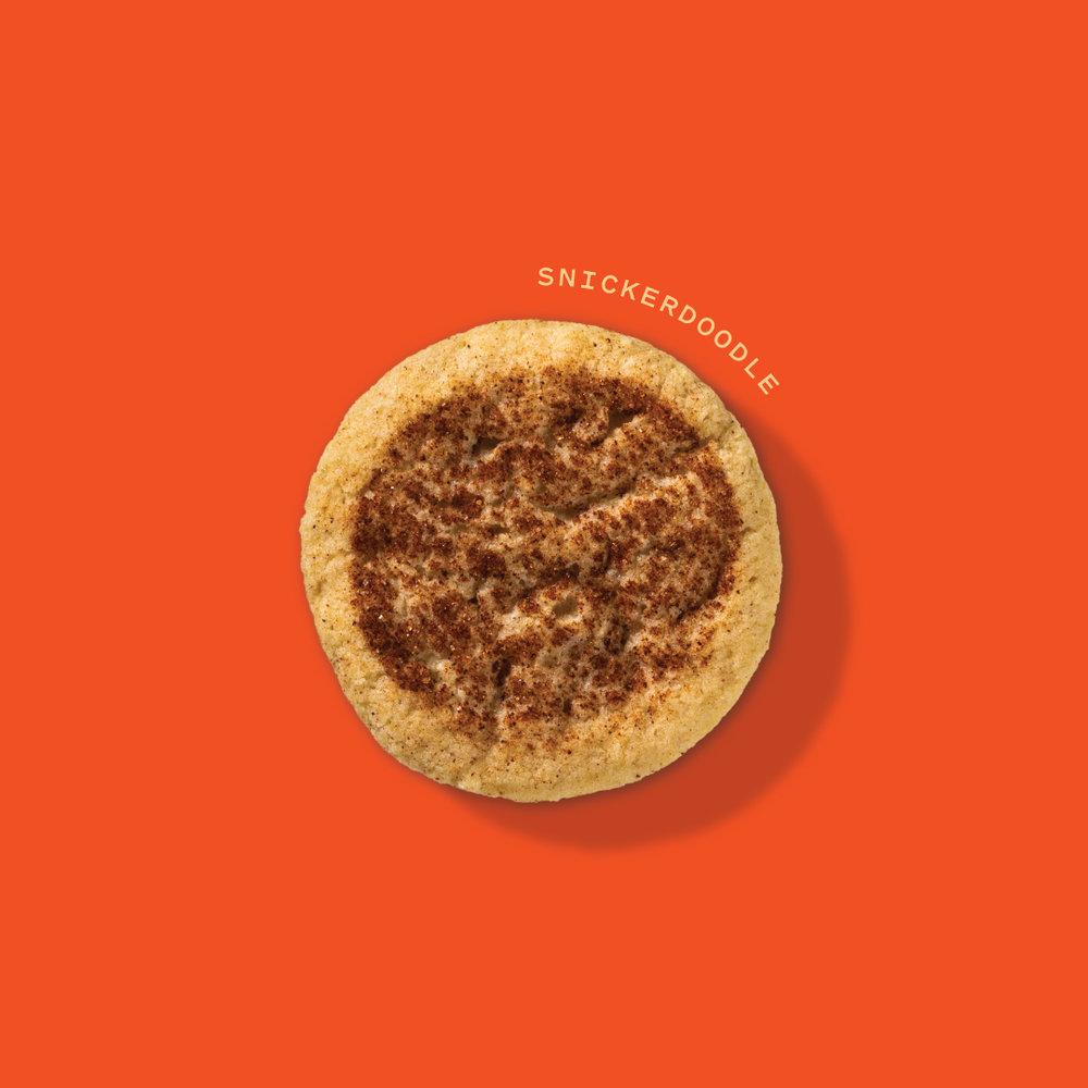 Snickerdoodle Cookie  100mg each // Seasonal 500mg Packs