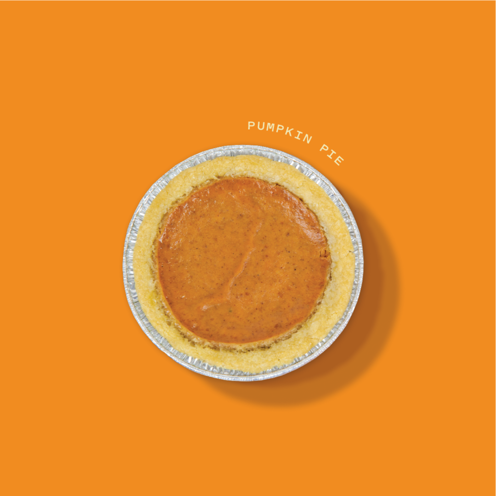 Pumpkin Pie  75mg activated THC //  Seasonal