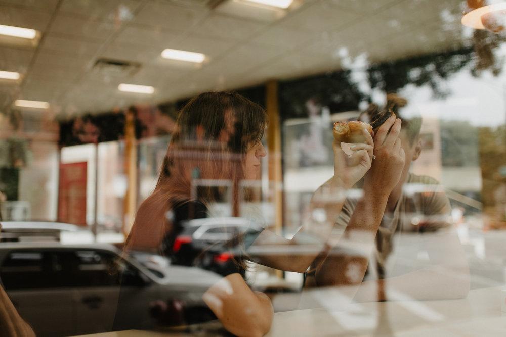 Taryn-Zak-Dunkin-Donuts-Engagement-1