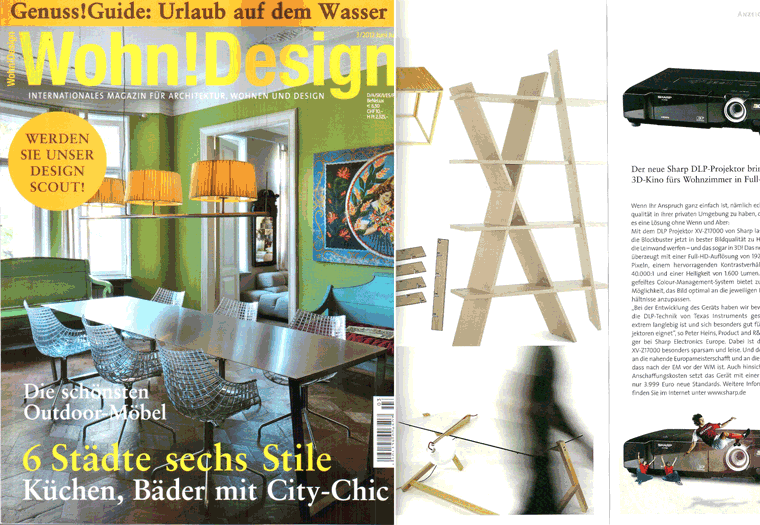 WEWOOD_Wohndesign_press
