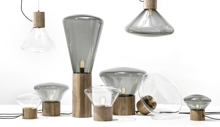 "NEW "" MUFFINS "" LIGHTING COLLECTION BY  BROKIS .  PHOTOGRAPHY COURTESY OF azure magazine."