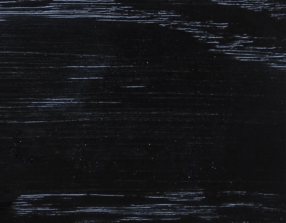 BLACK - OAK LACQUERED OPEN PORE