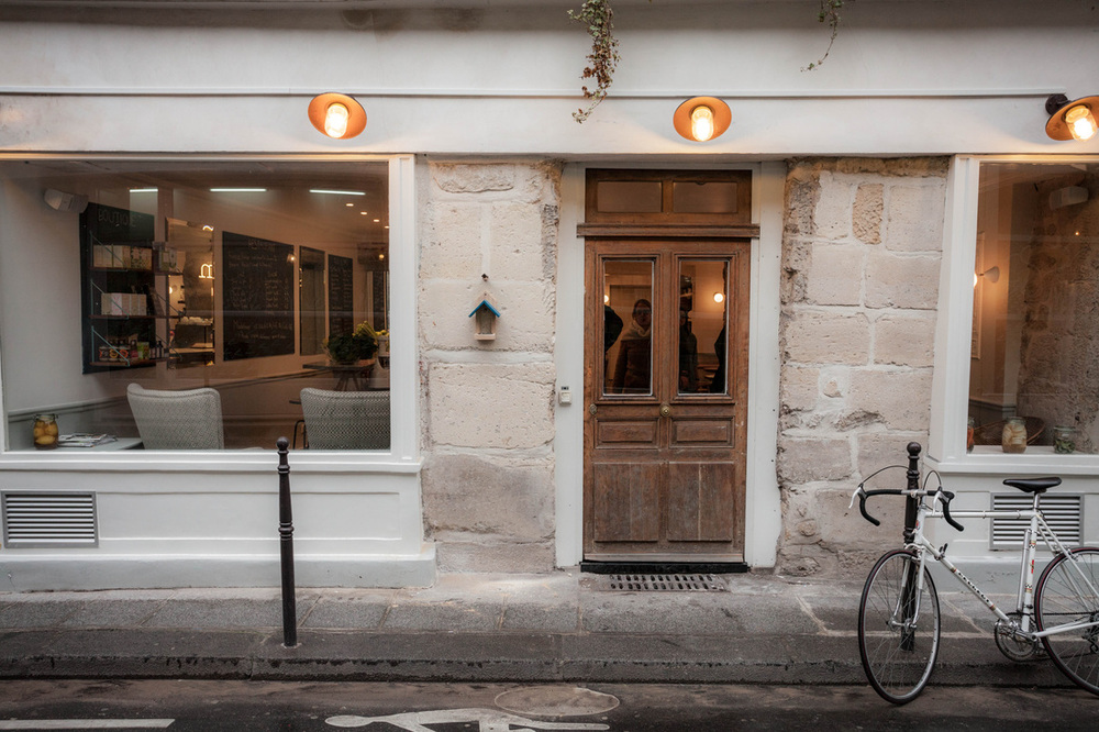 Gluten-free, dairy-free and vegan-concepts that are somewhat new to Paris.