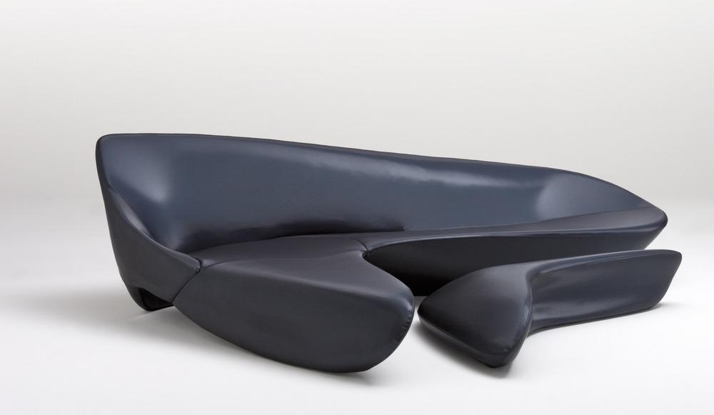 Polyurethane, upholstered
