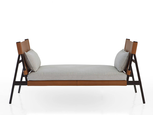Traveller daybed by GamFratesi for Porro