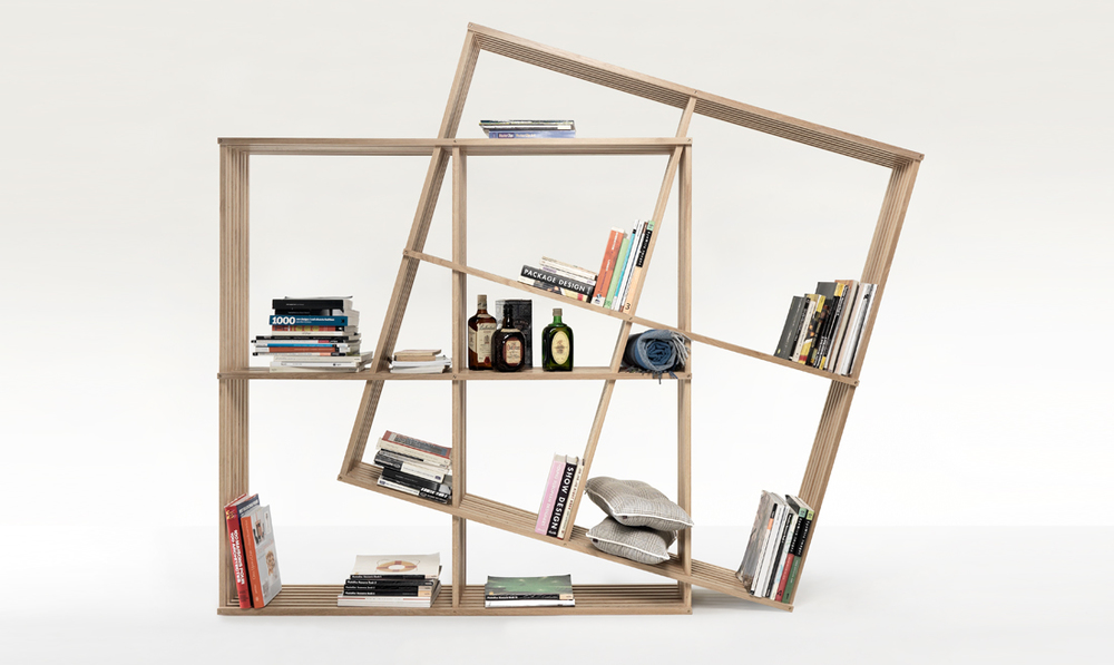 X2 bookshelf  from  WEWOOD
