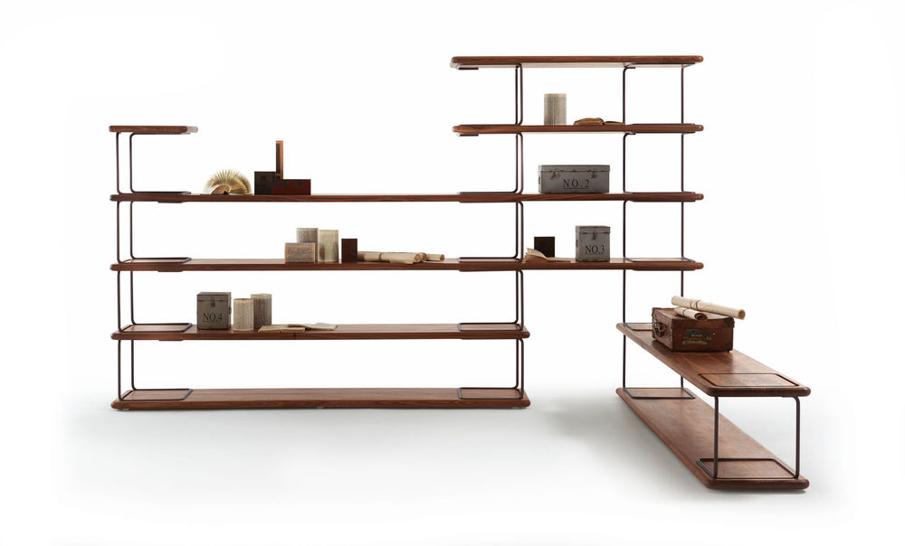 Tubular bookshelf  from  Riva 1920