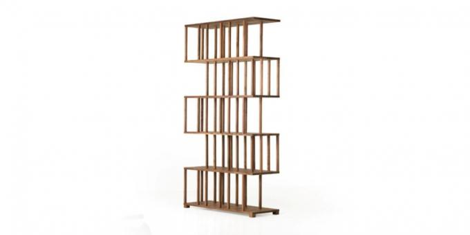 Reedy bookcase  from  De La Espada