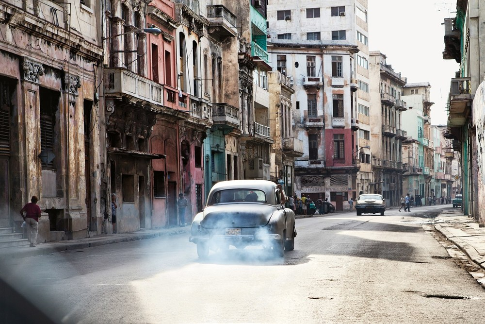 CUBA - HAVANA Since President Obama's historic announcement that the USA would loosen travel restrictions to Cuba, Havana has become one of the most exciting destinations on our radar.