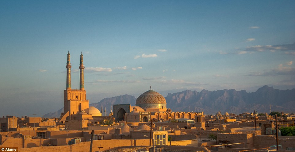 IRAN The hottest travel destination of the moment is Iran. The landscapes are epic, the history and culture fascinating, the people overwhelming friendly.