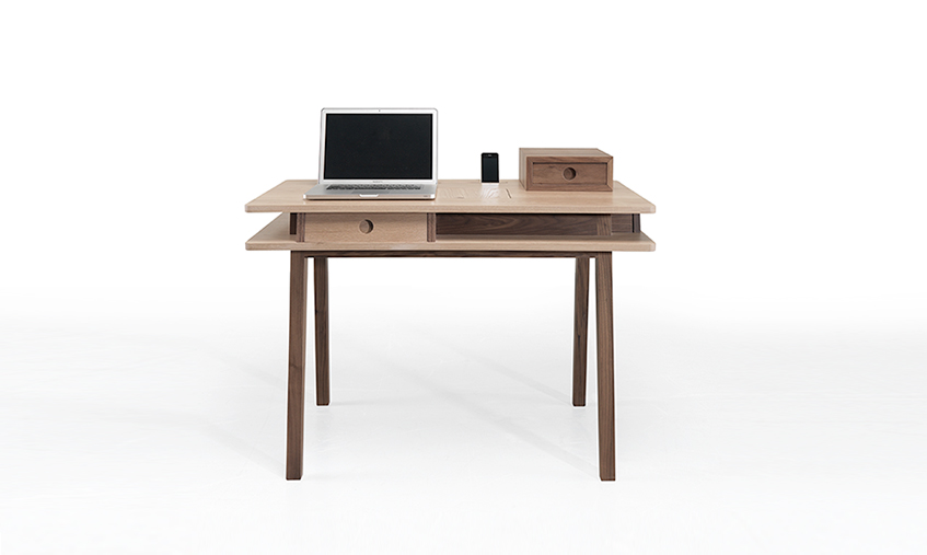 LEI DESK LEI is the perfect piece for your homeoffice, providing a playful storage for the most sensitive possessions.