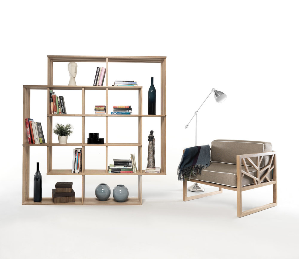 This smart bookshelf is the perfect addition to catch up on your readings this autumn.