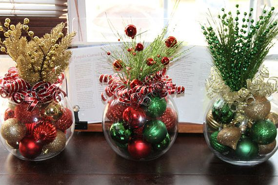 christmas centerpieces ideas 2o4qz0xqjpg - 2016 Christmas Decor Trends