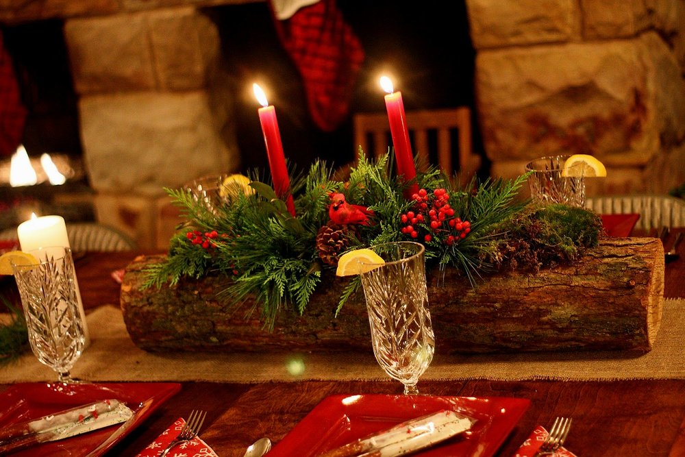 Christmas decorations trends for wewood