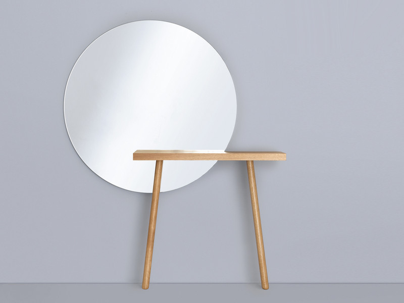 CARLA mirror  from ZEITRAUM