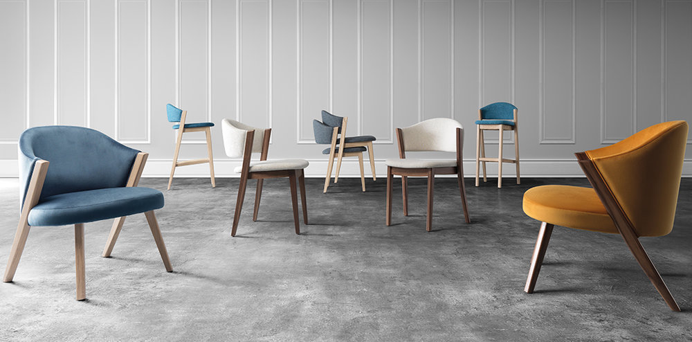 Caravela Chair Family