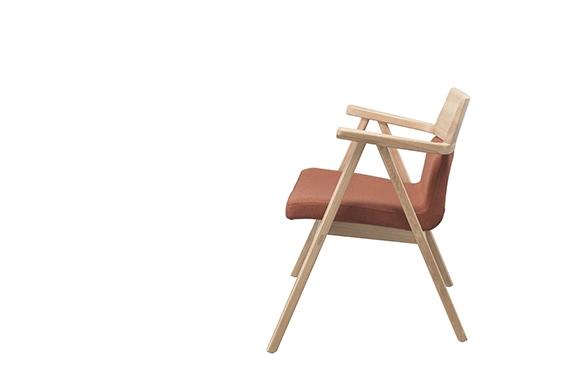 Pensil Lounge Chair