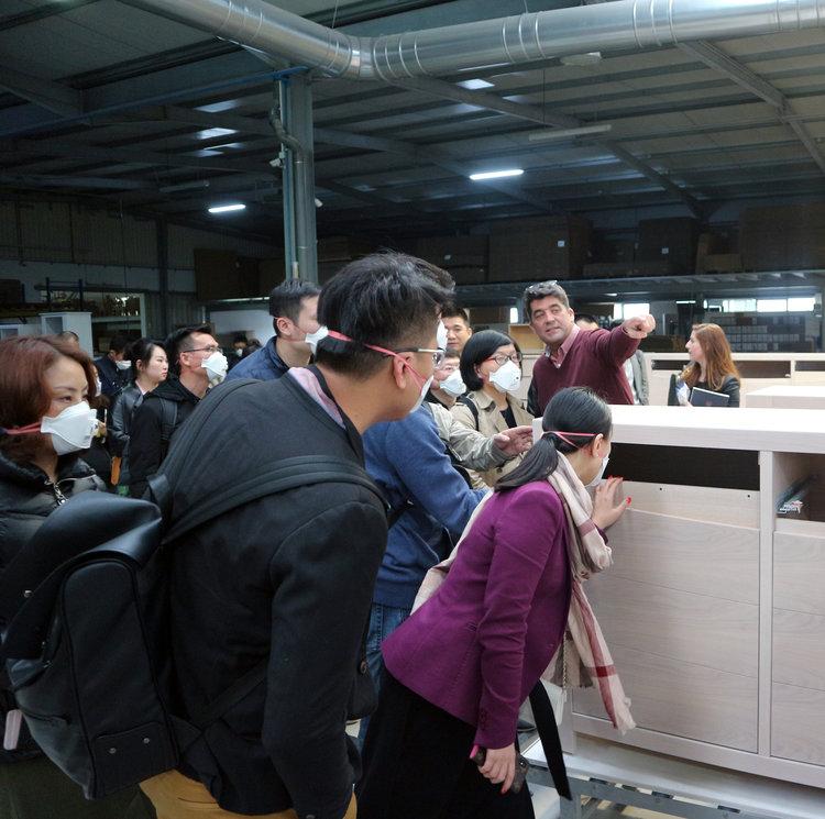 Wewood Factory Visit