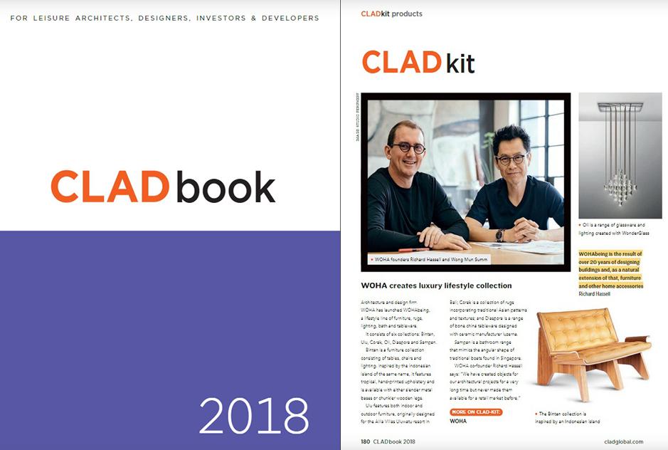 Clad Book