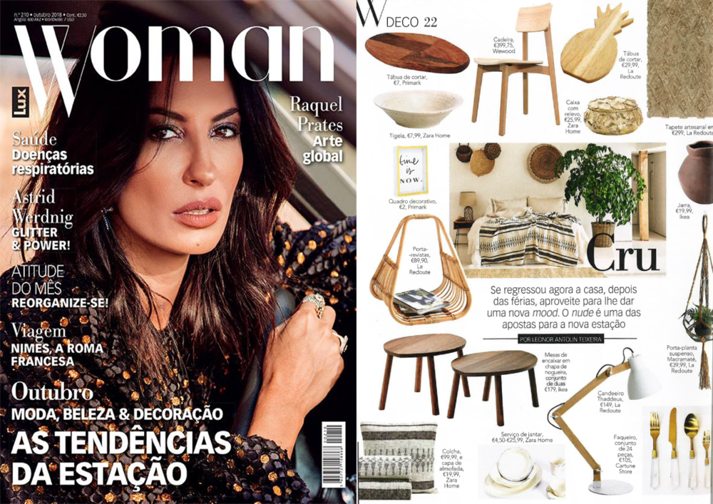 Lux Woman October 2018