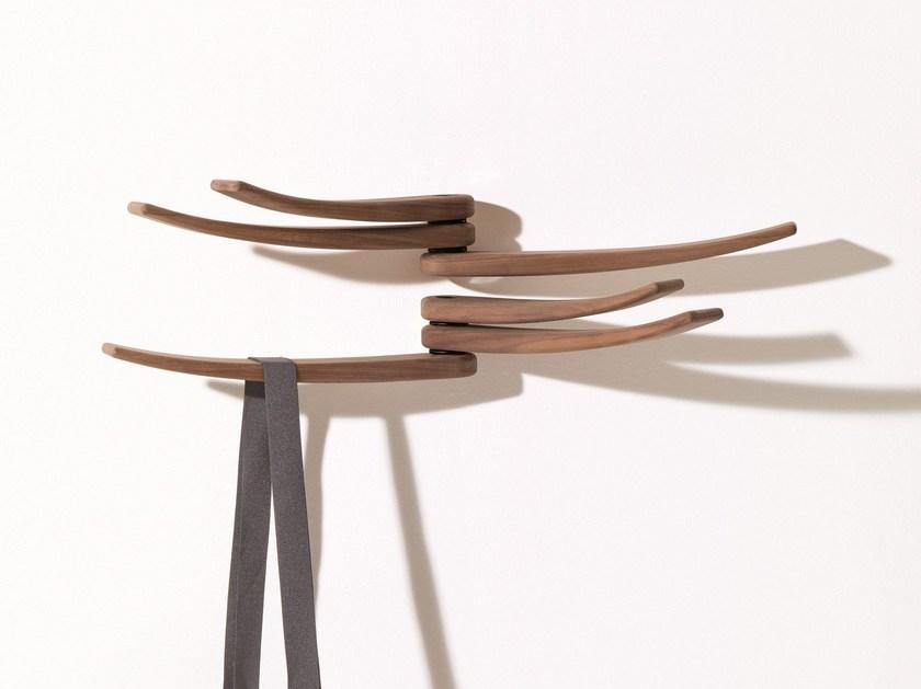 Woad coat hangers