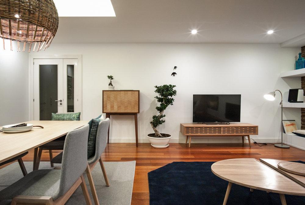 Tendenza living room