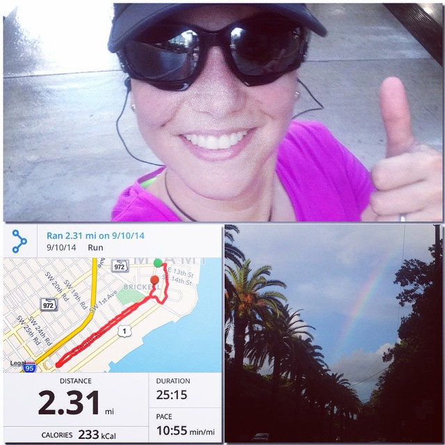Better time!!! Better view!!! Better day!!! Thank God I ran this morning!!! 😎 Mejor tiempo!!! Mejor vista!!! Mejor dia!!! Gracias a Dios corri esta mañana!!! 😎  www.riniemarin.com  #riniemarin #spinning #spinningmiami #run #runbrickell #running #runmiami #keepgoing #ofcourseyoucan #yesoryes #bike #bikemiami #roadbike #roadbikemiami #duathlon #roadbikebrickell #triathlonrelay #duathlonmiami #triathlonrelaymiami #brickell #brickellliving #spinninginbrickell #coralgables #coralgablesliving #spinningincoralgables #runcoralgables  (at 360eimrunclub)