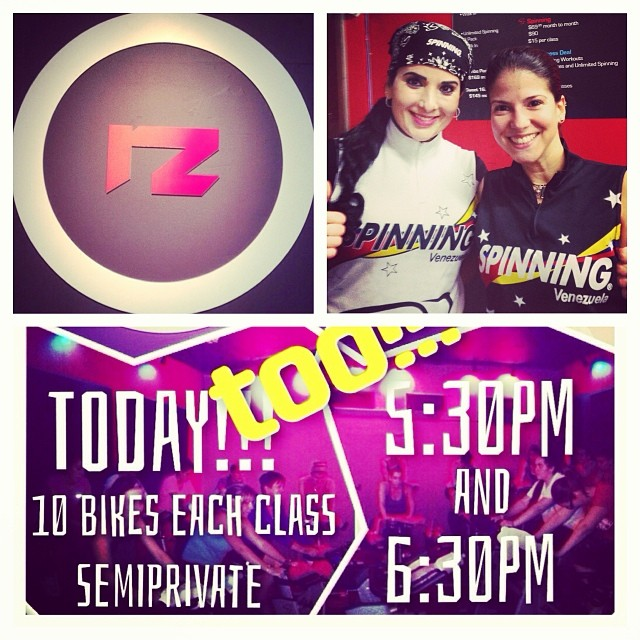 Two classes TODAY!!! At 5:30pm AND 6:30pm!!! Come and join us with a great music and energy!!! At @redzonefitness  www.redzonegables.com  😎#ofcourseyoucan  (at Red Zone Fitness)