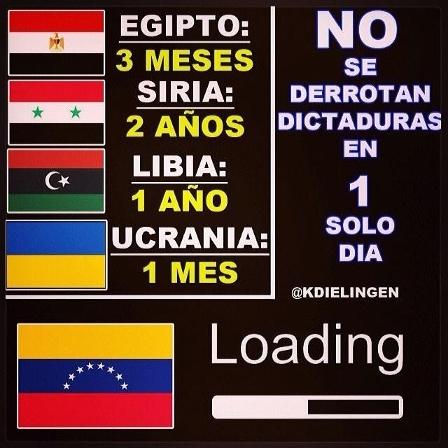 No podemos parar ahora!!! La licha sigue hasta que recuperemos nuestra Venezuela!!! #lasalida #llegolahora #laluchasigue #17f #venezuelacomoteextrano #venezuelatequierolibre #comomeduelesvenezuela #soyvenezolano #sosvenezuela #prayforvenezuela