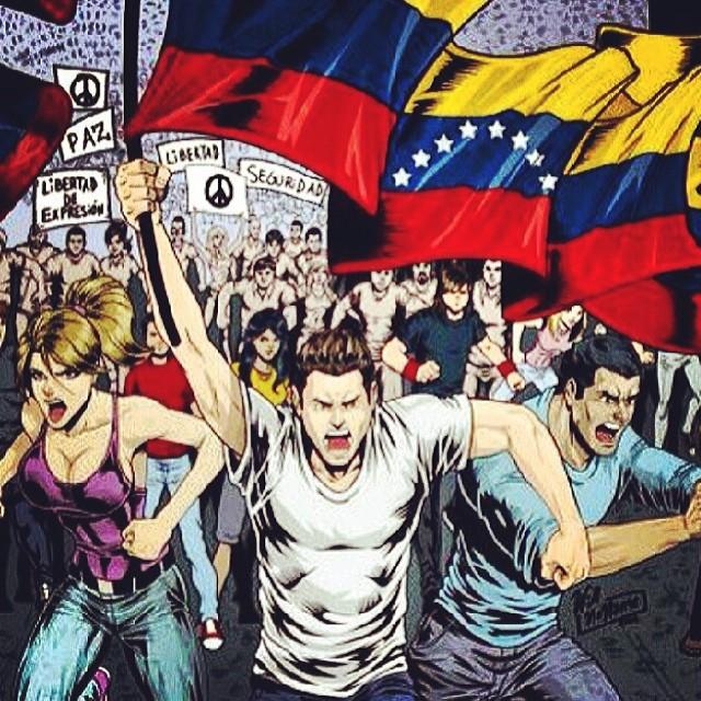 """Es ahora o nunca!!! No podemos detenernos!!! Debemos seguir apoyando a todos los valientes que con coraje y razon estan dando """"literalmente"""" su vida por VENEZUELA!!! #lasalida #llegolahora #laluchasigue #venezuelatequierolibre #venezuelacomoteextrano #comomeduelesvenezuela #sosvenezuela #soyvenezolano #prayforvenezuela"""
