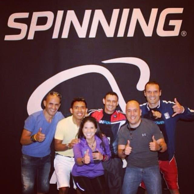 Y esta fue la primerita!!! I LOVE SPINNING😎 #riniemarin #spinning #spinningmiami #ofcourseyoucan #keepgoing #run #running #runmiami #roadbike #roadbikemiami #bike #bikemiami #duathlon #triathlonrelay #wssc14 #wssc14 #wssc15th (at WSSC)