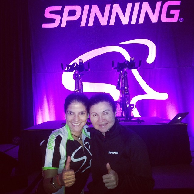 Que honor conocerte!!! 😎 #riniemarin #spinning #spinningmiami #ofcourseyoucan #keepgoing #run #running #runmiami #roadbike #roadbikemiami #bike #bikemiami #duathlon #triathlonrelay #wssc14 #wssc14 #wssc15th (at WSSC)