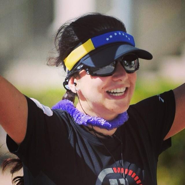 ING Miami FULL Marathon / Feb, 22014 / Miles 25.5 riniemarin #spinning #soyvenezolano #spinningmiami #ofcourseyoucan
