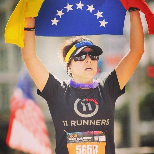 ING Miami FULL Marathon / Feb, 22014 / Miles 26.1 #riniemarin #spinning #soyvenezolano #spinningmiami #ofcourseyoucan