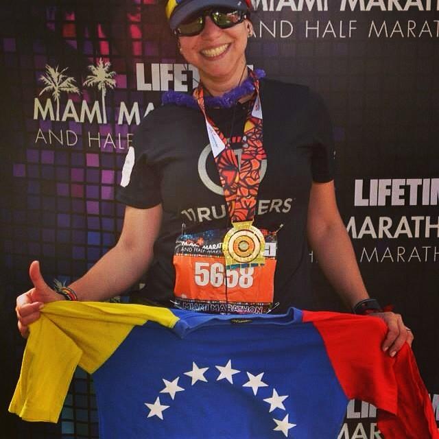 I DID IT!!! ING Miami FULL Marathon / Feb, 22014 /  #riniemarin #spinning #soyvenezolano #spinningmiami #ofcourseyoucan