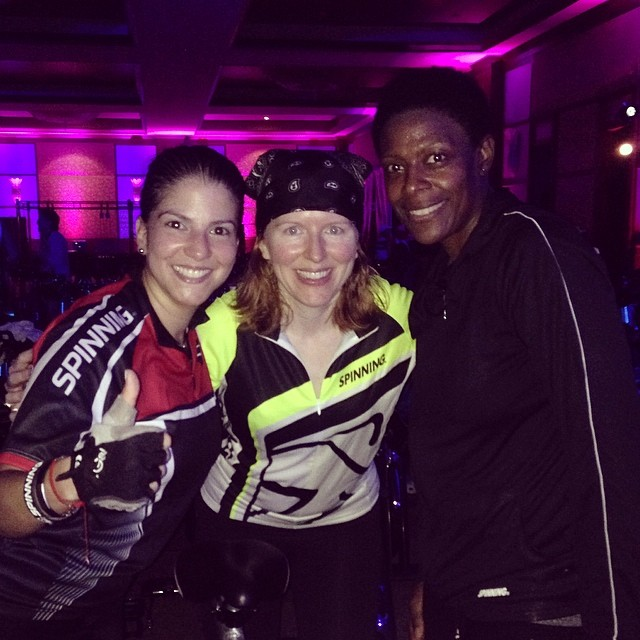 With my partners in crime 😂😂😂!!!! 😎 #riniemarin #spinning #spinningmiami #ofcourseyoucan #keepgoing #run #running #runmiami #roadbike #roadbikemiami #bike #bikemiami #duathlon #triathlonrelay #wssc14 #wssc14 #wssc15th (at WSSC)